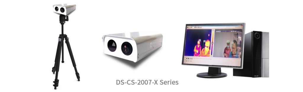 Thermal Camera Face Recognition Detection Infrared Camera Body Temp Imaging termocamera airport thermal imager